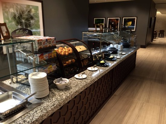 Strange Breakfast Buffet Picture Of The Westin Peachtree Plaza Beutiful Home Inspiration Cosmmahrainfo