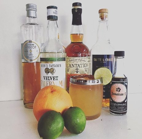 Pittsfield, MA: New summer cocktails