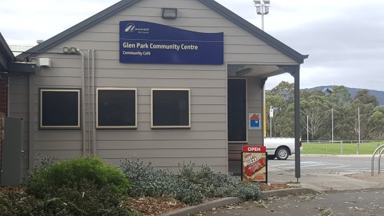 Cafe on the Park: Glen Park Community Centre