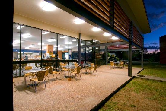Μπλαγουότερ, Αυστραλία: Outdoor Dining