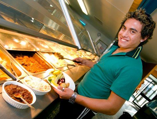 Μπλαγουότερ, Αυστραλία: Self-serve Restaurant