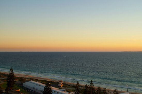 Scarborough, Australien: Sunset views