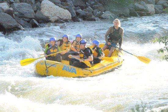 AVA - Colorado Rafting