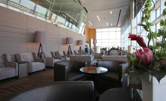 Nisku, Canada: Lounge