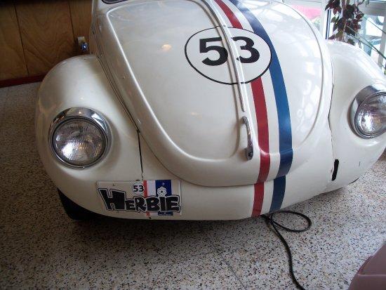 Anaconda, MT: Herbie #53--sit in Herbie and enjoy your meal