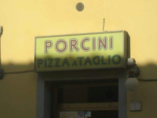 كاستيجليون فيورنتينو, إيطاليا: Pizzeria Porcini SNC