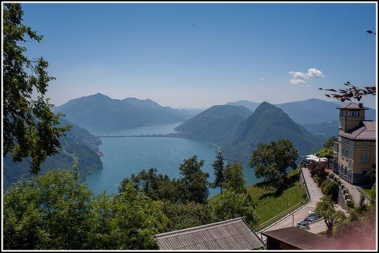 lac de lugano foto di monte bre lugano tripadvisor. Black Bedroom Furniture Sets. Home Design Ideas