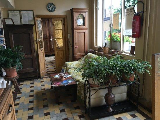 Archamps, Frankrijk: La salle du restaurant