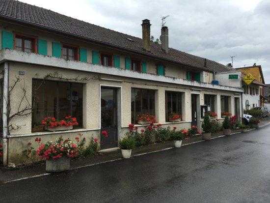 Archamps, France: Le restauranr