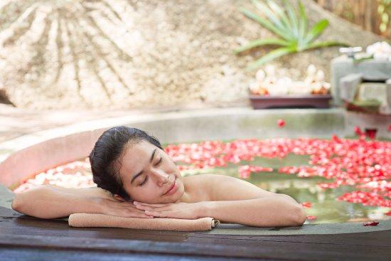 Silavadee Pool Spa Resort: Spa Jacuzzi