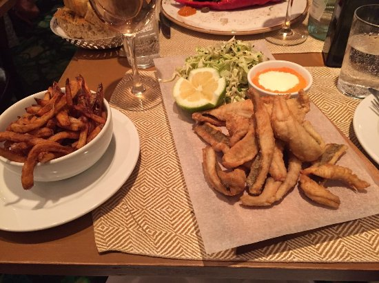 """Visitez Stockholm , et savourez la bonne cuisine de """" Brillo """""""