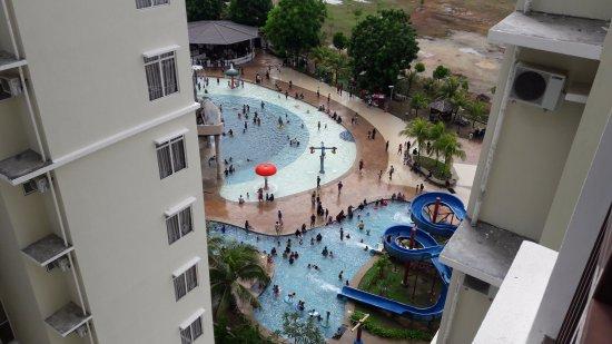 Kampung Bukit Katil, Malaisie : View from room