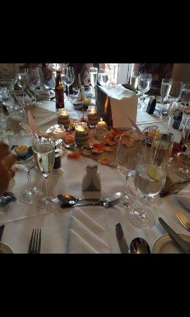 Betchworth, UK: Tables