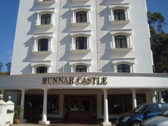 Munnar Castle: Lobby