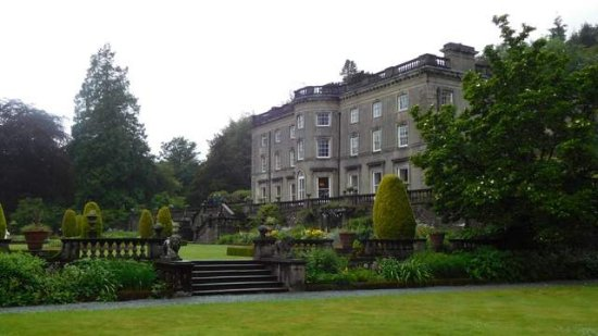 Rydal, UK: The Hall...
