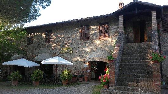 Monticiano, İtalya: 20160701_191623_large.jpg