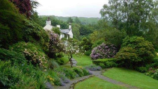 Rydal, UK: Lovely even in the rain....
