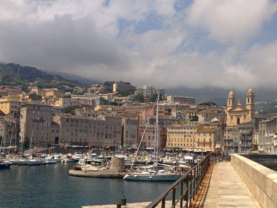 View From Le Vieux Port De Bastia Picture Of Le Vieux Port Bastia