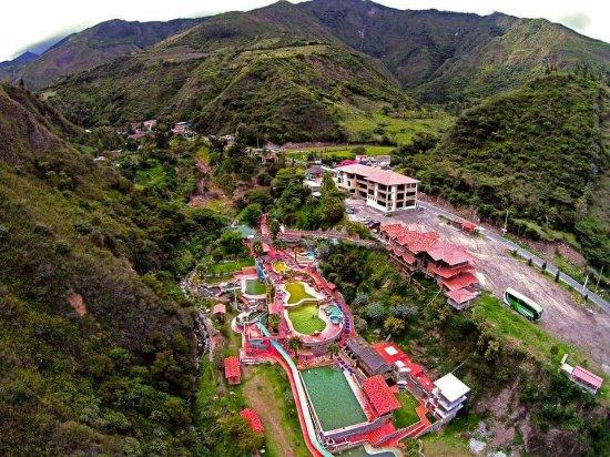 Urcuqui, Ecuador: Hotel Fuente de Vida