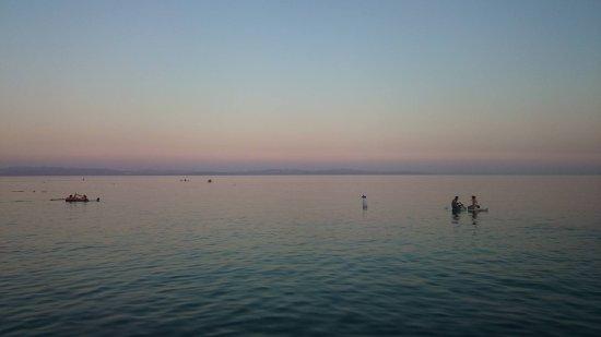 Yalla Bar: Sunset from Yala BAr