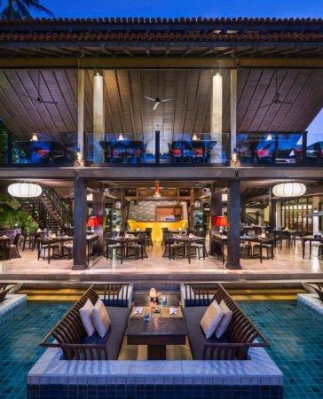 Le Meridien Koh Samui Resort & Spa: Latest Recipe Restaurant