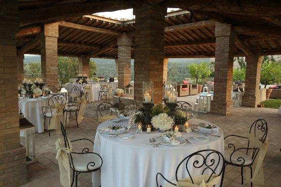 Monticiano, İtalya: matrimonio