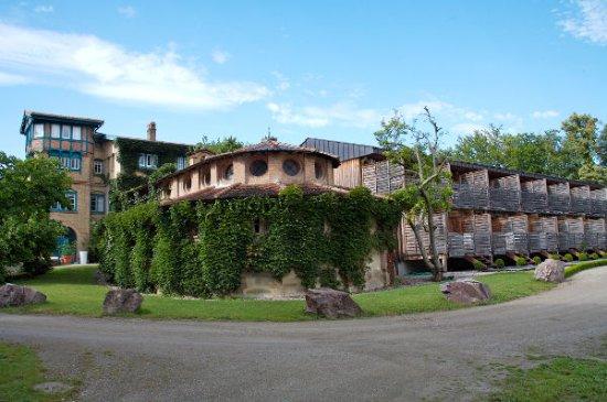 Le Kempferhof Golf et Château-Hôtel: Le bâtiment
