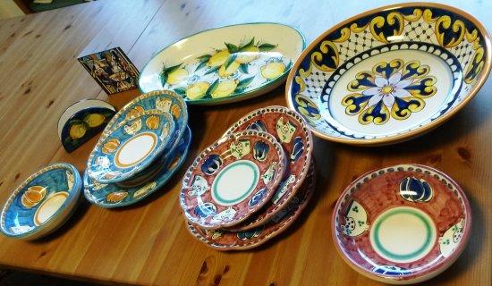 Ceramica D'Urso Vietri