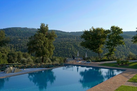 Monticiano, Italy: piscina