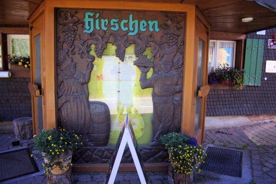 Hotel-Gasthof Hirschen: Entrée