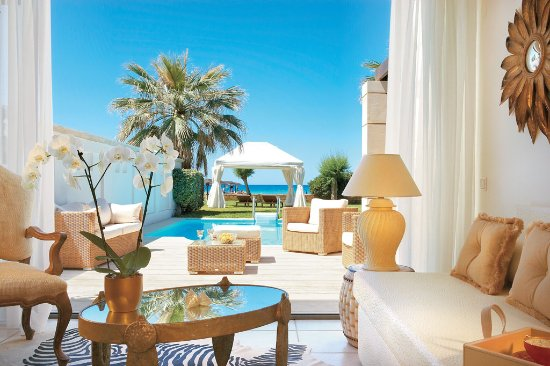 Grecotel Creta Palace Hotel : Deluxe 1 Bedroom Bungalow Suite with Private Pool