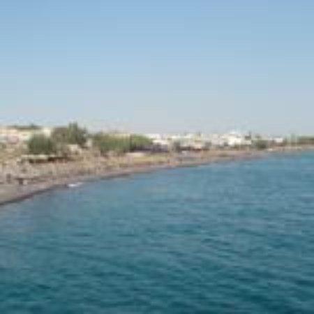Poseidon Beach Hotel: Kamari Beach