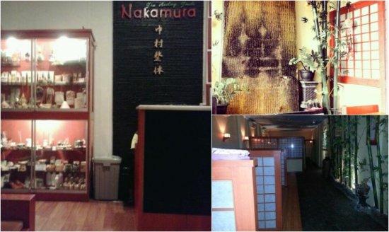 Nakamura The Healing Touch - Darmo
