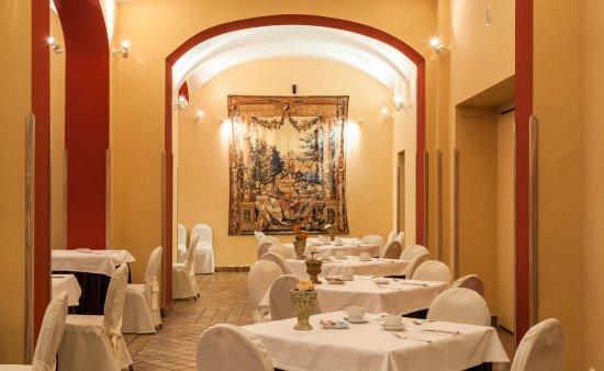 ILUNION Mérida Palace: Restaurante