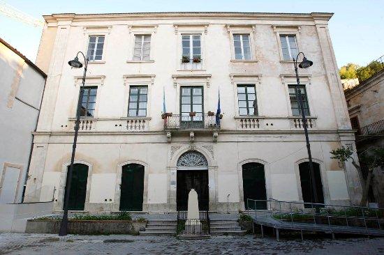 """Museo Medico Tommaso Campailla: Prospetto Museo Medico """"Tommaso Campailla"""""""