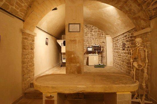Museo Medico Tommaso Campailla: Teatro Anatomico