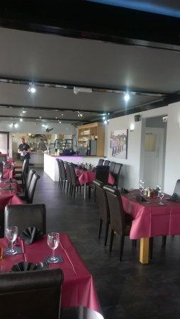 Port Erin, UK: Waterside Dinning in the evening