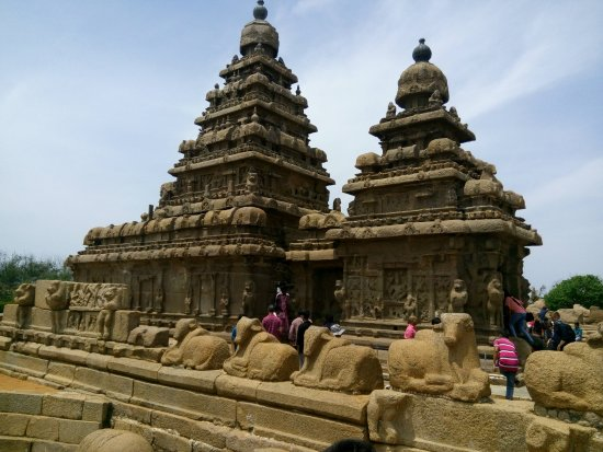 Stone Sculptures of Mahabalipuram