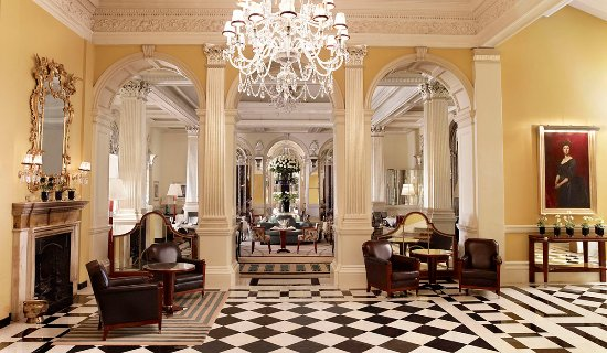 Claridge 39 s london hotel reviews photos price for Leading small hotels