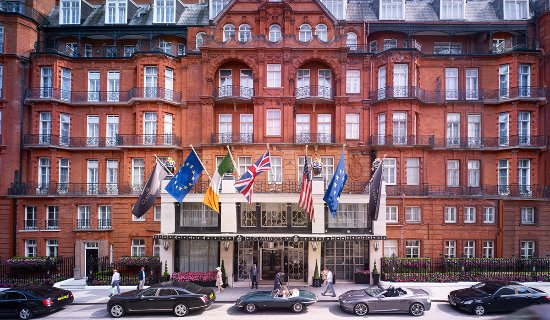 Photo of Hotel Claridge's at Brook Street, London W1K 4HR, United Kingdom