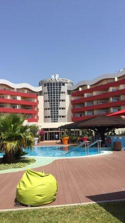 Linda-a-Velha, البرتغال: Solplay Hotel de Apartamentos