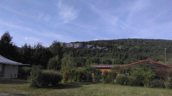 Ornans, Francia: Vue des locations