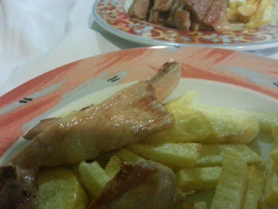 Province of Lugo, إسبانيا: Secreto Iberico, una carne de cerdo exquisita 