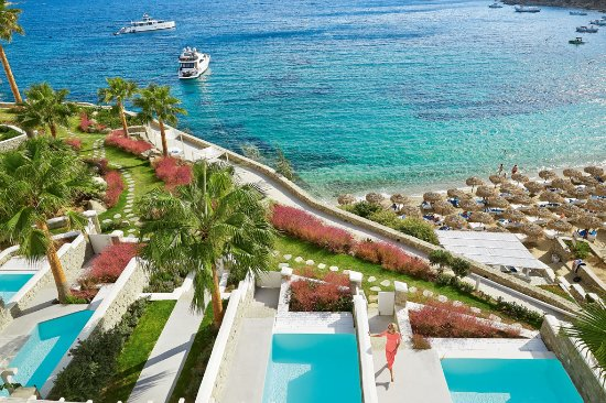 Photo of Grecotel Mykonos Blu Hotel Psarou