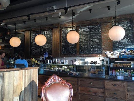 Andover, MA: Caffe Nero