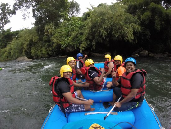 Water Rafting in India