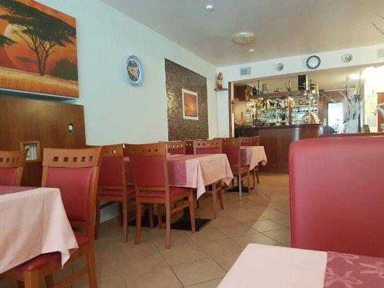 Lichtenfels, Tyskland: Pizzeria Ristorante Sicilia bei Santo