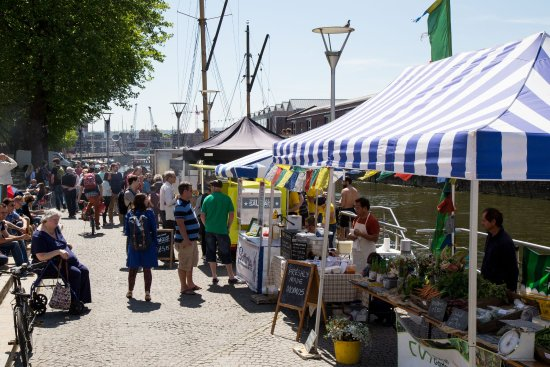 The Harbourside Market