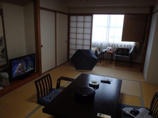 Hotel Kaijokan : 和室しかない旧式のホテルです