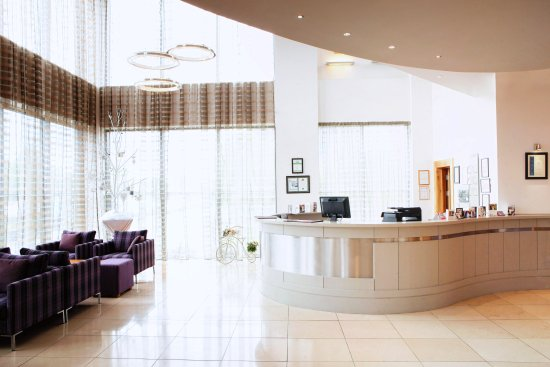 Claregalway Hotel: recpetion